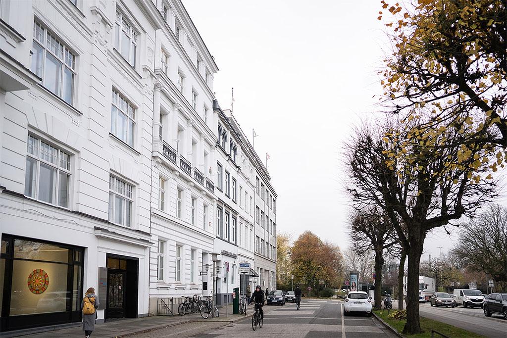 Steuerkanzlei Albers Bürogebäude